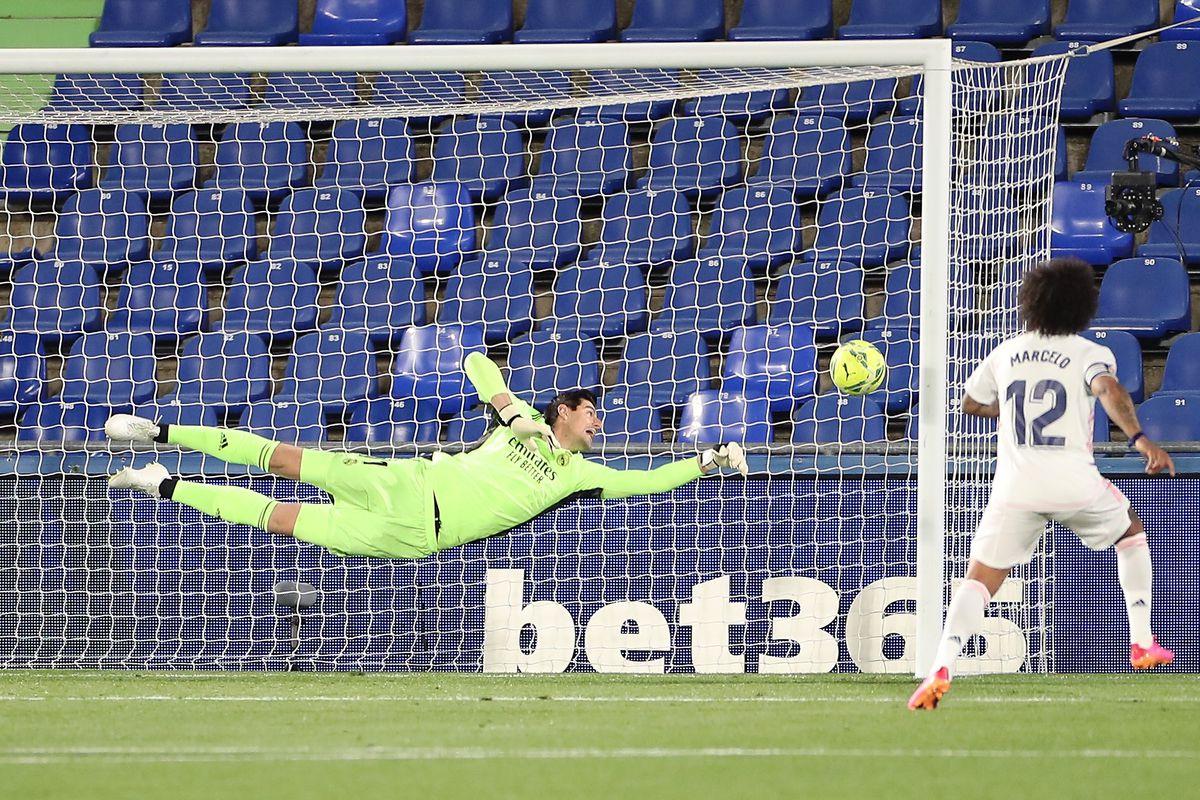 SPAIN-GETAFE-FOOTBALL-SPANISH LEAGUE-GETAFE CF VS REAL MADRID