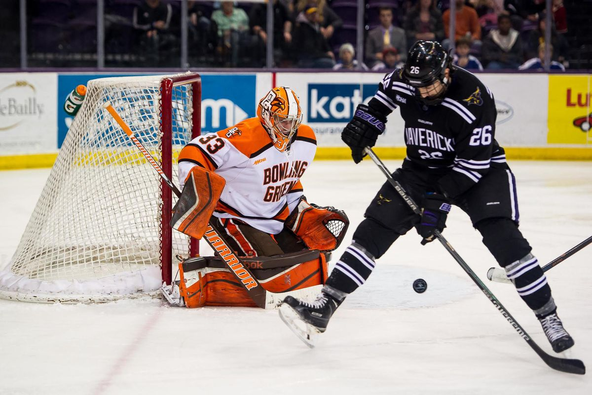 chris nell (Todd Pavlack/BGSUHockey.com)