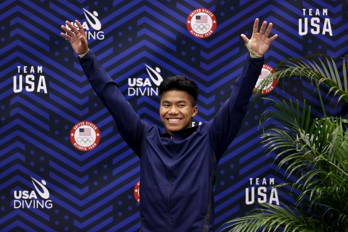 2021 U.S. Olympic Trials - Diving - Day 7