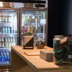 The juice bar featuring sips from Juice Lab is the latest addition to BASE World.