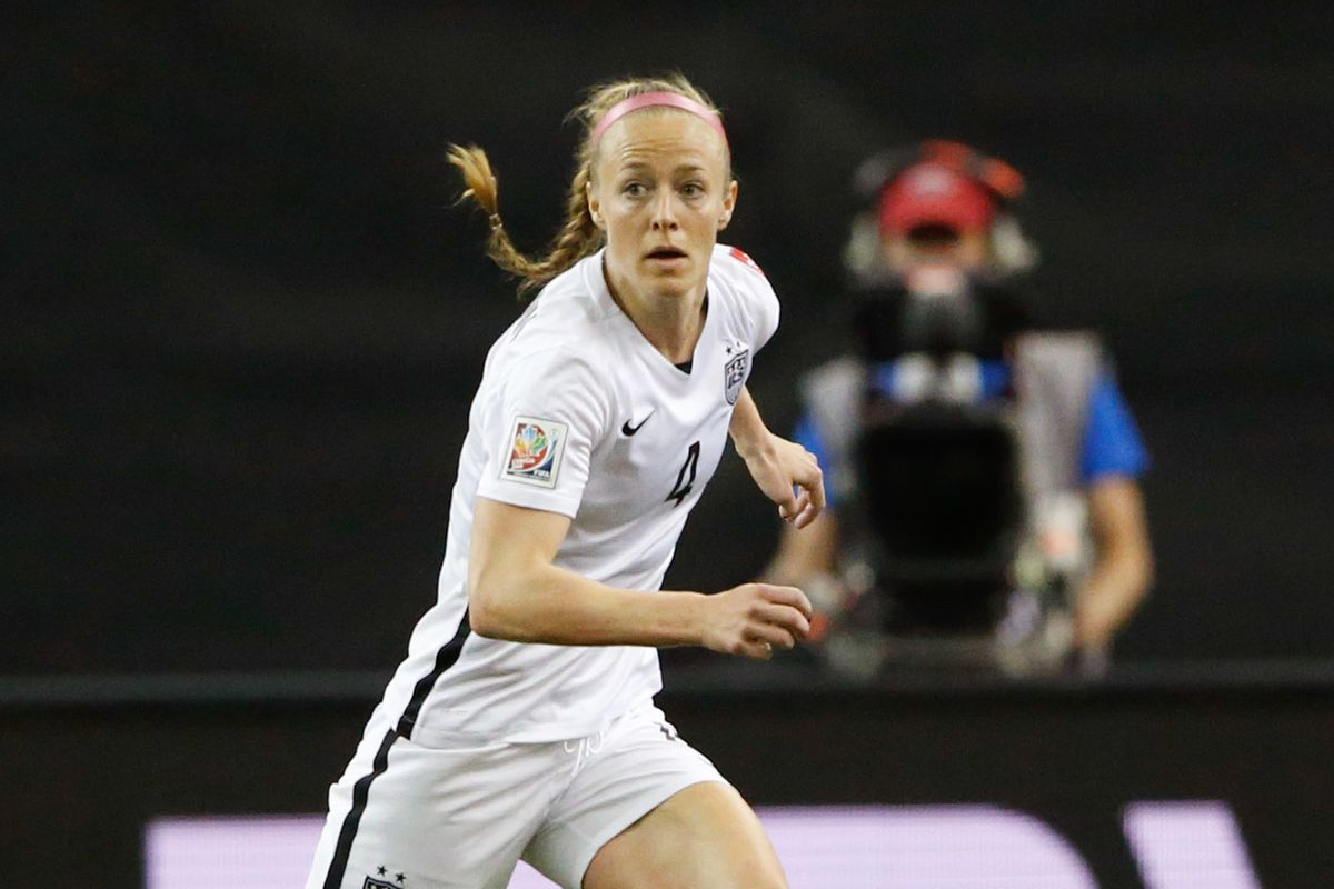 Becky has been the anchor on the back line for both the US and FC Kansas City
