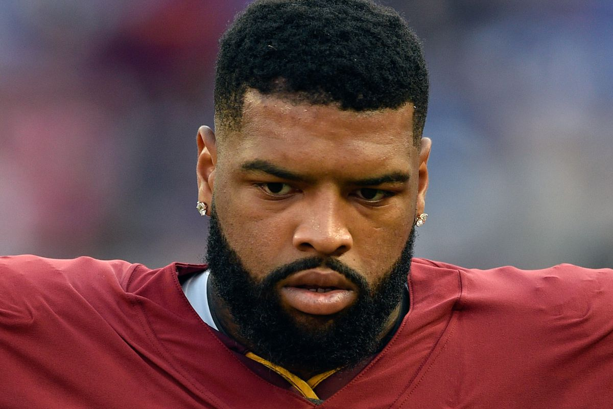 Redskins vs 49ers Injury Report Trent Williams doesn t practice
