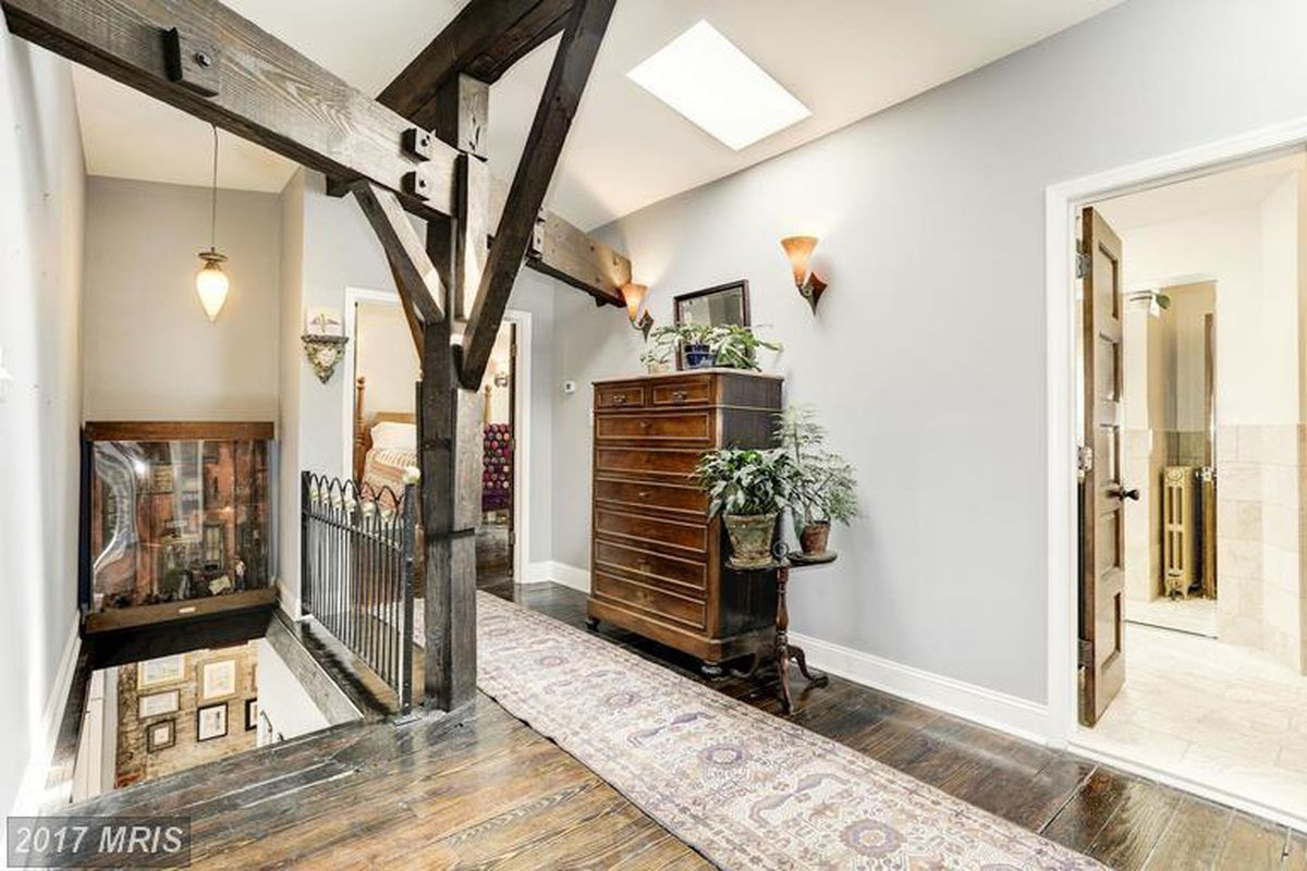This contemporary carriage house in capitol hill is up for for How much to build a carriage house