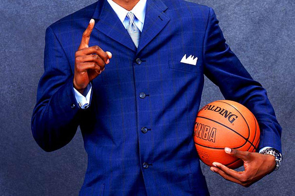 Dwight Howard 2004 Draft