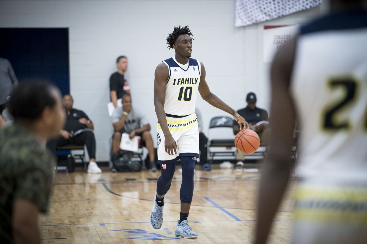 cheaper 7dc64 22ea7 The Tar Heels are getting a unique player in Nassir Little ...