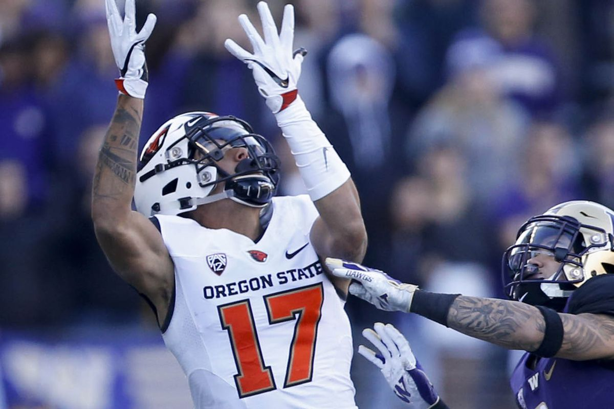 Oregon State remains a work in progress  That's the nicest