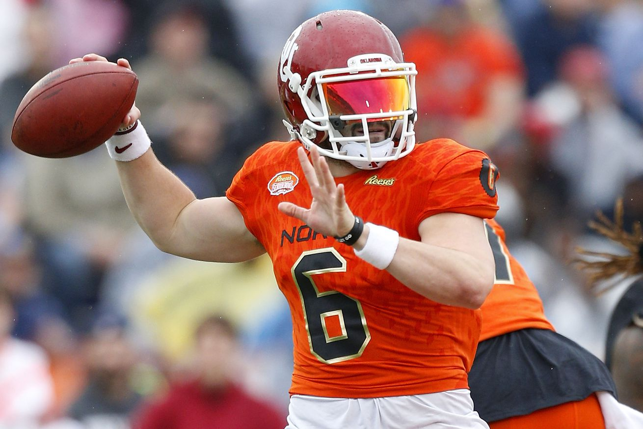 Baker Mayfield Scouting Report | Big 12 QB Myth