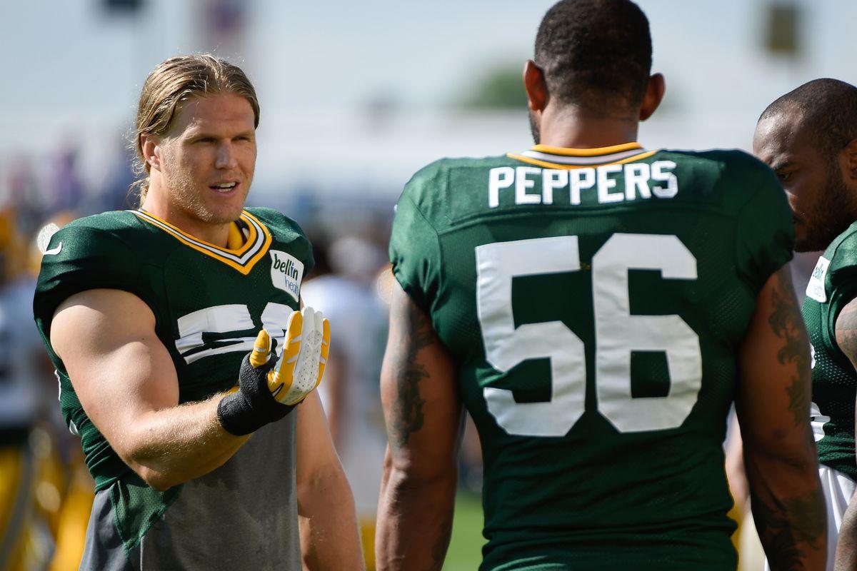 Report NFL Wants To Interview Clay Matthews Julius Peppers