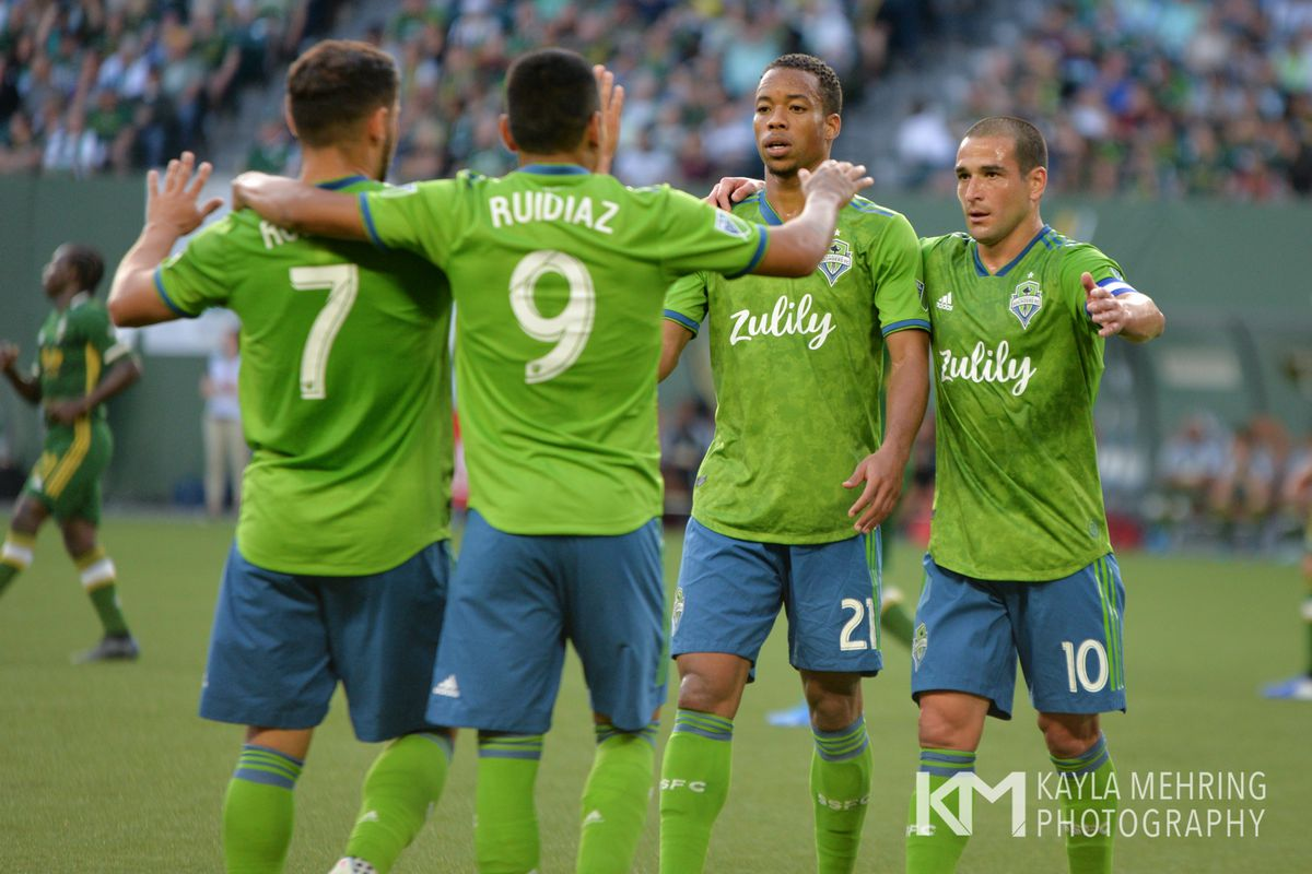 Sounders at Timbers, full-time: What a win