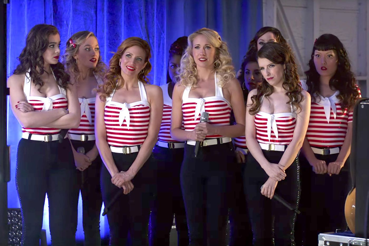 Pitch Perfect 3 review: the last installment is aca-terrible - Vox