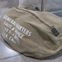 Also new: General Quarters bags.