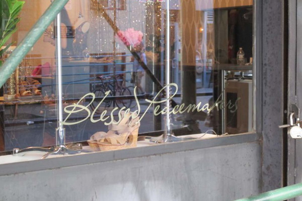 """Image via <a href=""""http://www.boweryboogie.com/2012/05/blessed-peacemakers-boutique-takes-over-at-149-ludlow/"""">Bowery Boogie</a>"""