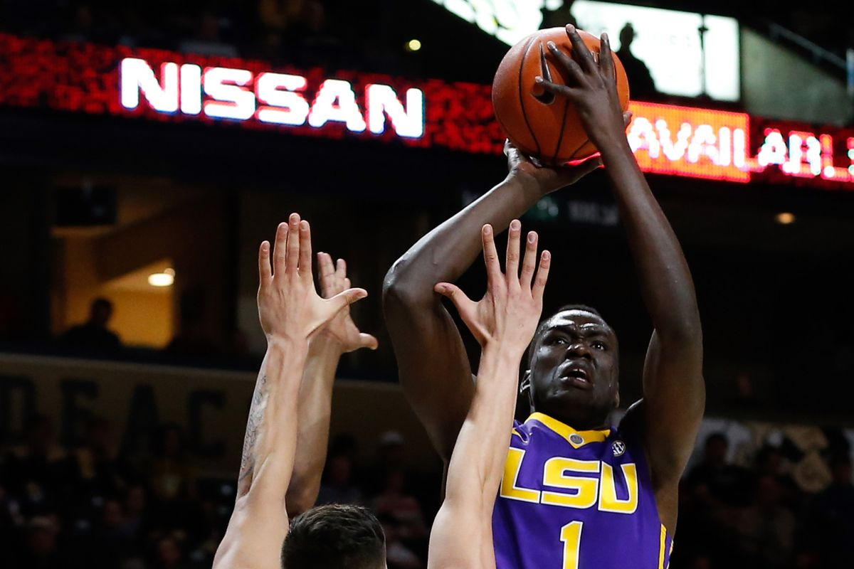 NCAA Basketball: Louisiana State at Wake Forest