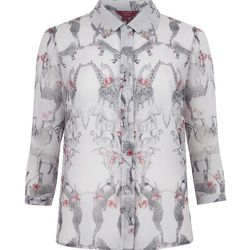 "Niti Safari Shirt, <a href=""http://www.tedbaker-london.com/store/womens/safari-print-shirt-GW43-WS3W-NITI-96.html"">$175</a>"