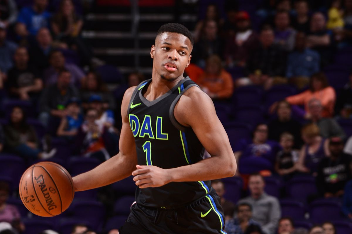 Dennis Smith Jr. is competing in the 2018 NBA Slam Dunk Contest ... 00e9535f1bc6