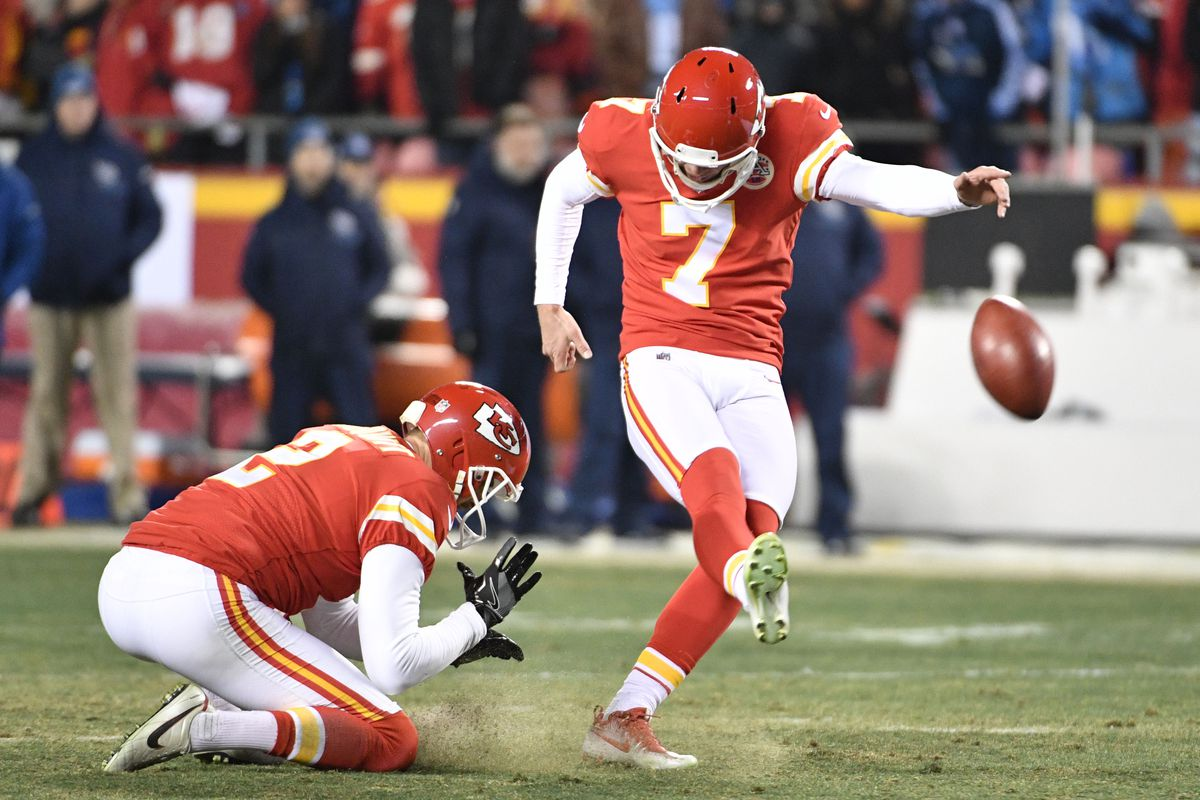 Chiefs training camp  I m most looking forward to Harrison Butker s  memories of 2018 3dc2e3ad9
