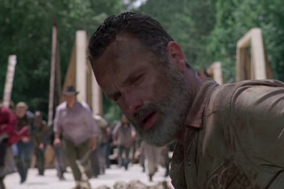 The Walking Dead Andrew Lincoln: Walking Dead Getting Three TV Movies Featuring Series Star