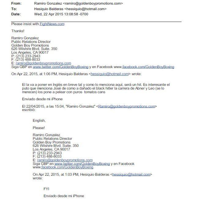 Balderas E-Mail - Haymon Black Hitler 1