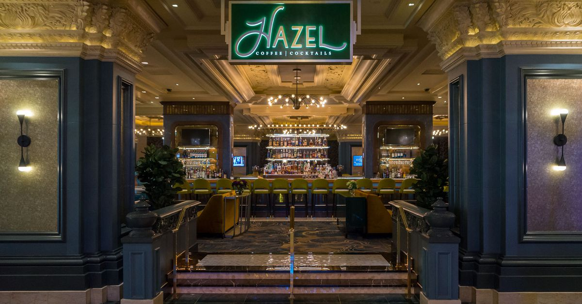 Hazel Coffee Amp Cocktails Now Open At Mandalay Bay Eater