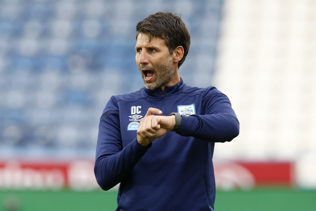 Huddersfield Town v West Bromwich Albion - Sky Bet Championship