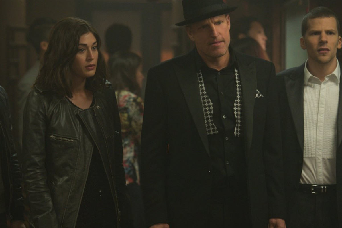 Harrelson Creates Very Different Twins In Now You See Me 2 Chicago Sun Times