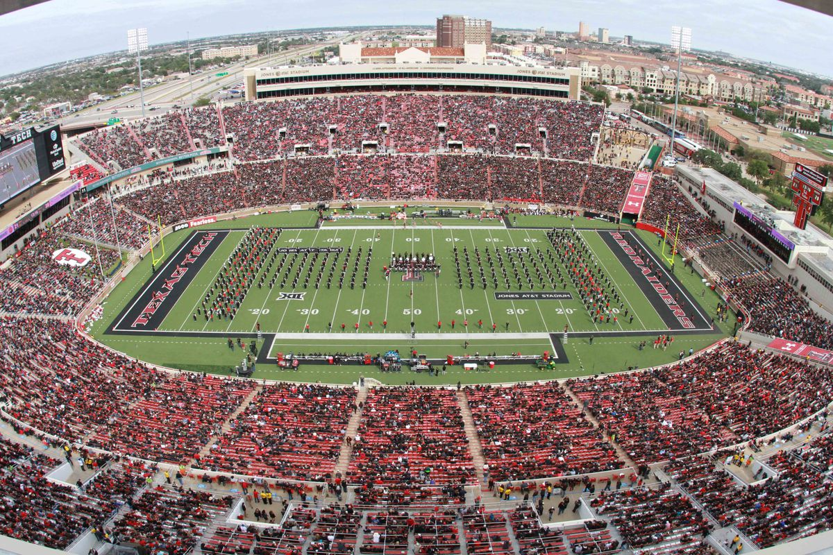Texas Tech History Lesson Jones At T Stadium Viva The Matadors