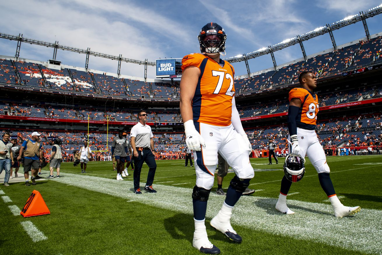 Liability in Broncos offense will continue to be exposed