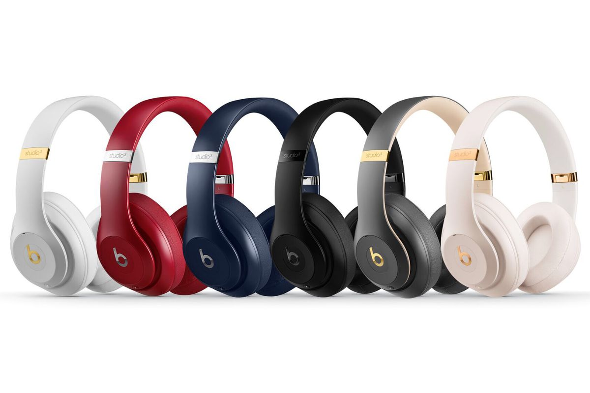 0601aa8031b After more than three years, Beats is finally updating its top-tier Studio  headphones. The new Studio 3 Wireless headphones, available beginning today  from ...