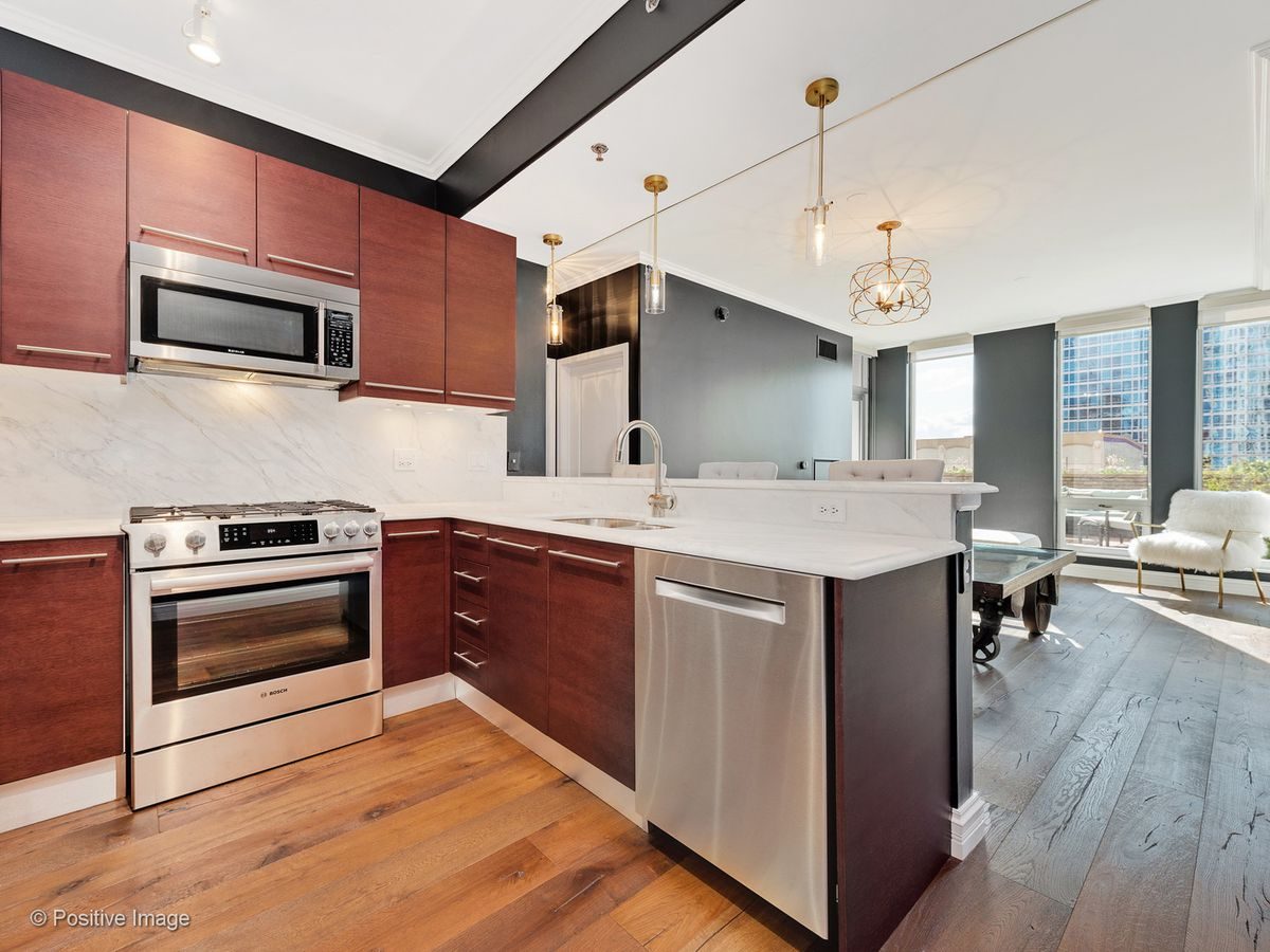 South Loop One Bedroom With Large Private Terrace Asks