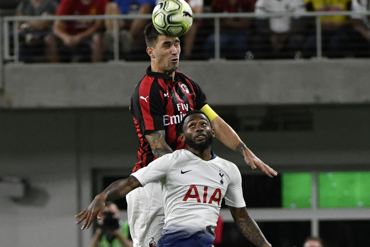 Tottenham Hotspur v AC Milan - International Champions Cup 2018
