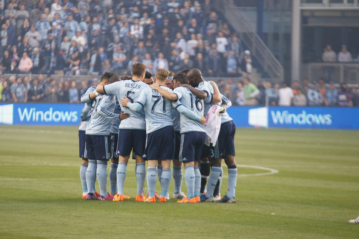 Could young Danny Barrow make an impact with Sporting KC's squad?