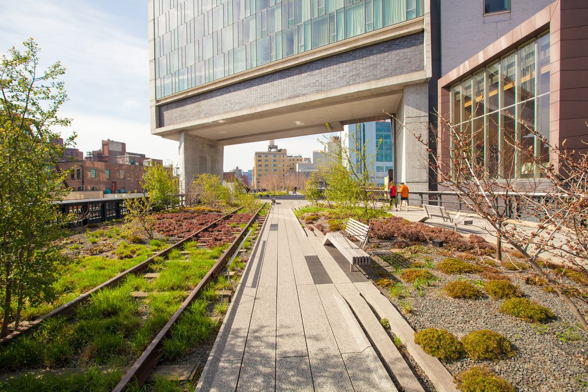 Beyond The High Line 8 Linear Parks That Have Transformed