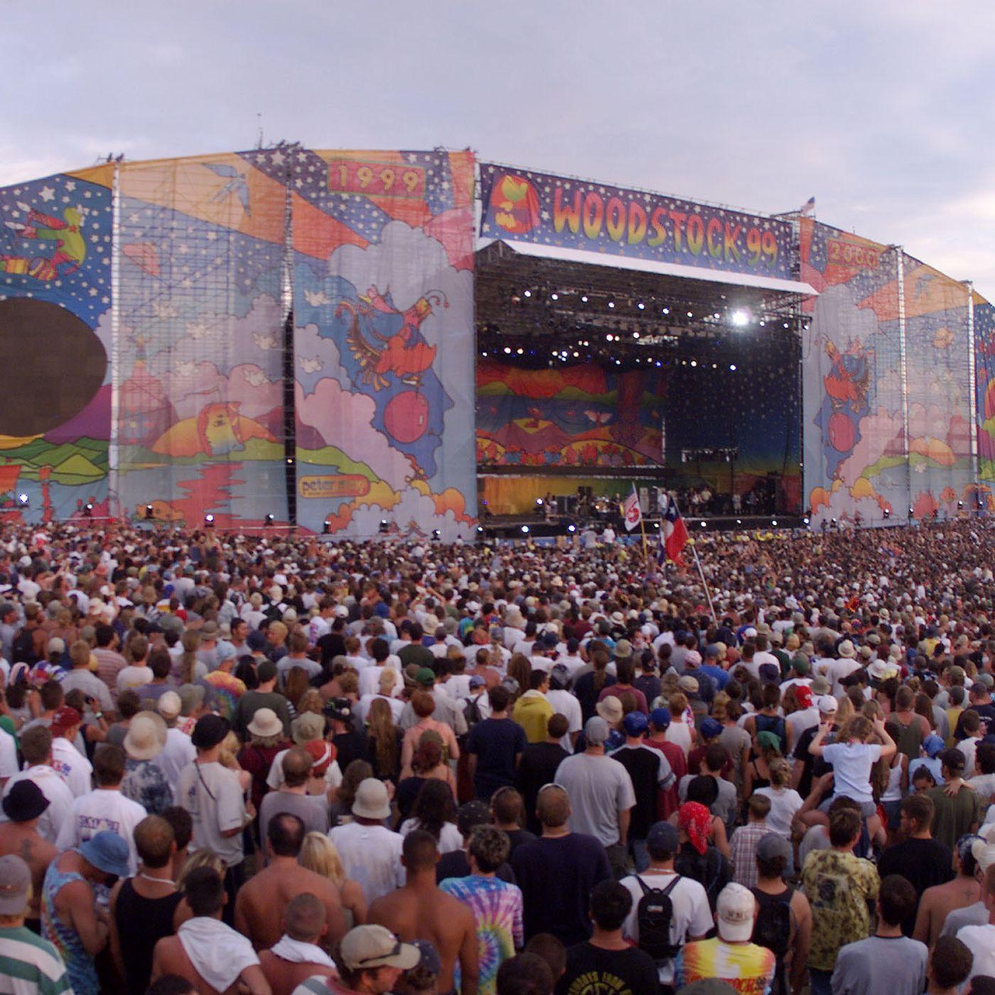 Break Stuff Episode 4 The Calm Before The Woodstock 99 Storm