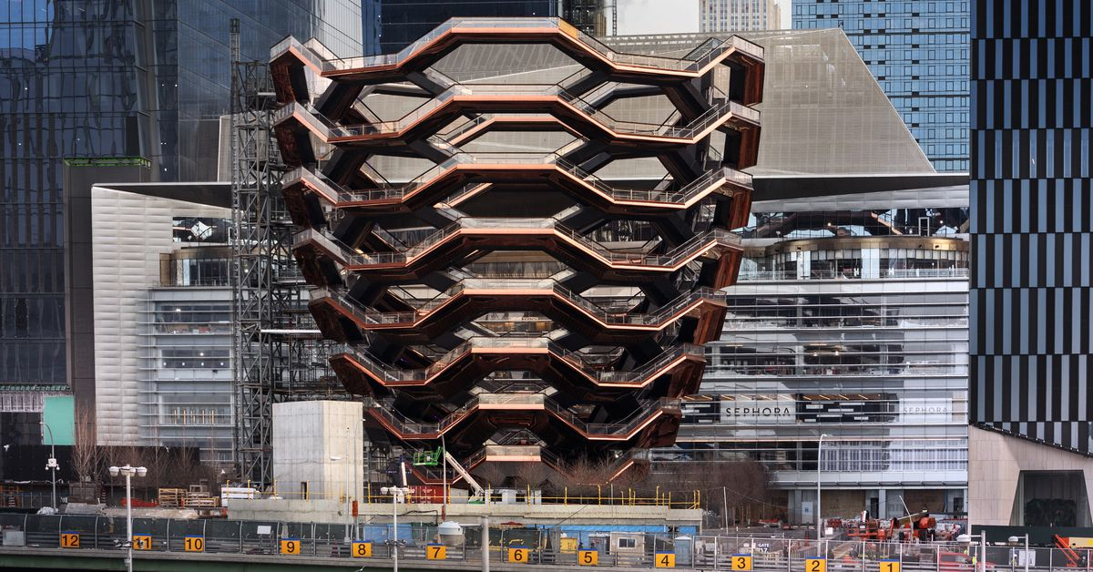How To Get Tickets To Vessel The Climbable Hudson Yards
