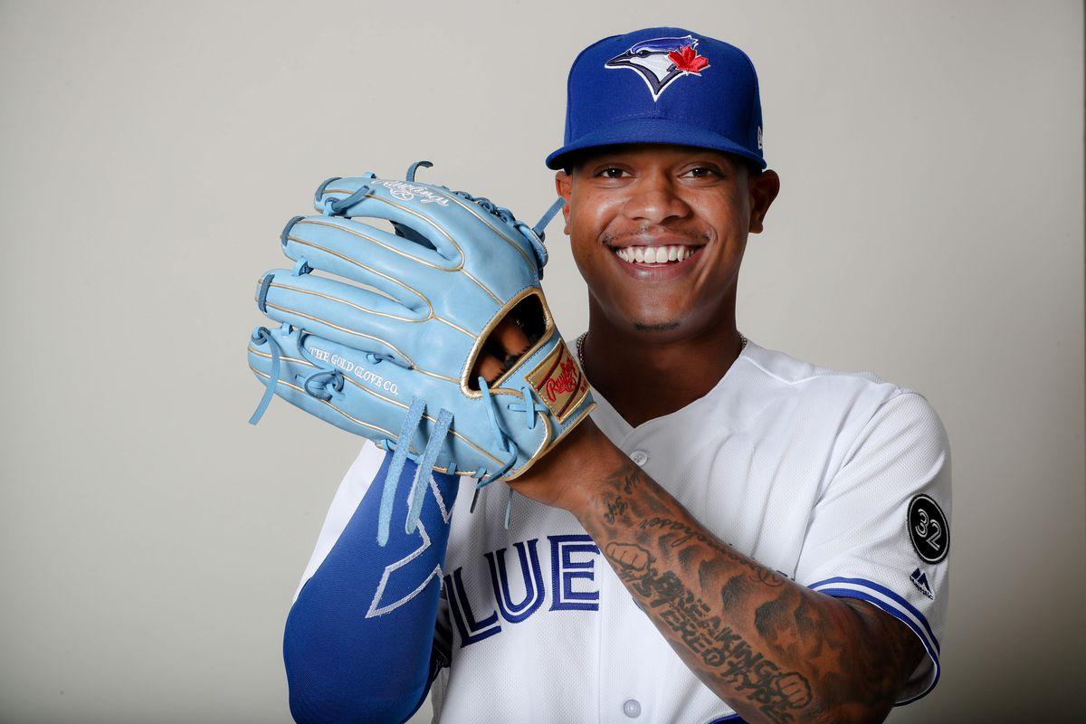 MLB: Toronto Blue Jays-Media Day