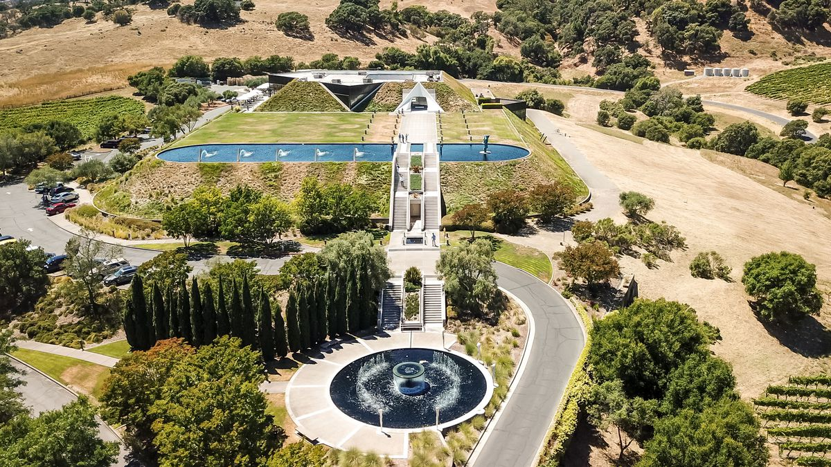 The best-designed wineries in Napa and Sonoma - Curbed SF