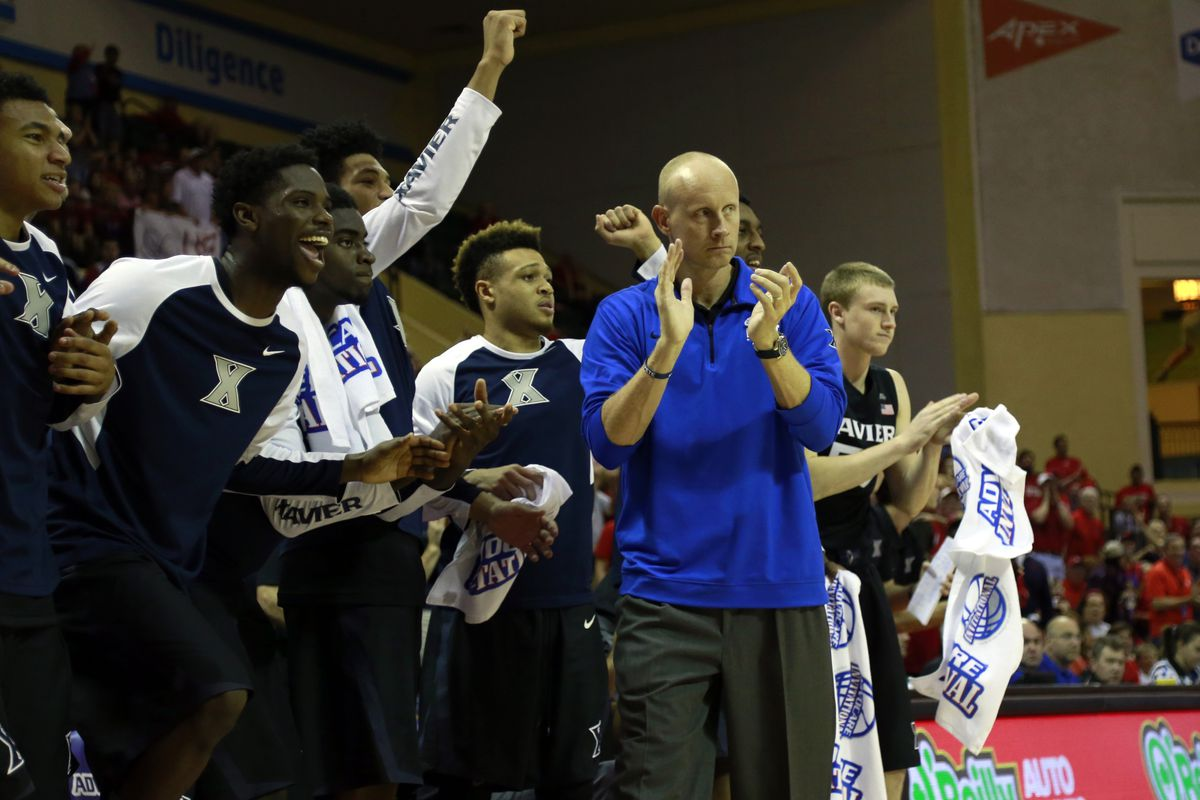 Clap if you're part of the Big East!