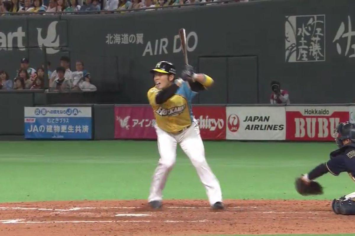 Kensuke Kondo, the new Japanese on-base machine - Beyond the