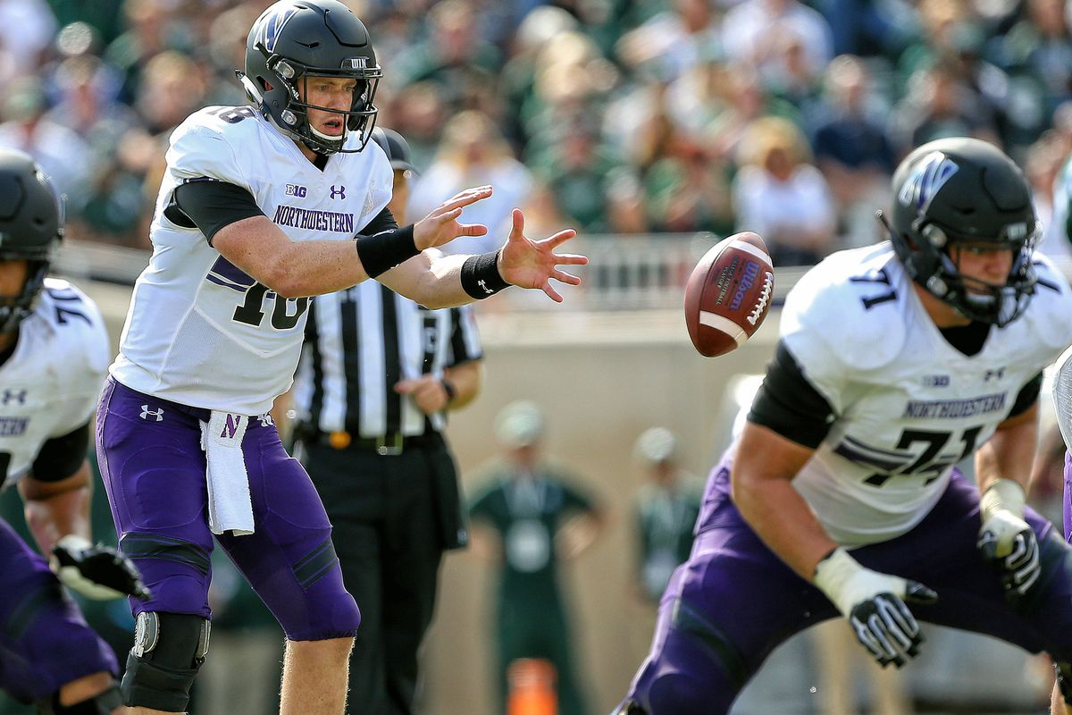 Can Northwestern's offense take the next step? How the QB battle between TJ Green and Hunter Johnson will det…