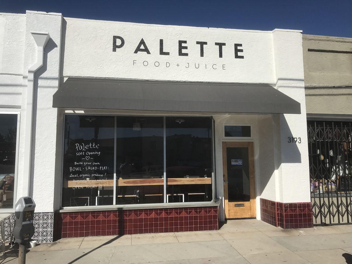 Palette Food & Juice