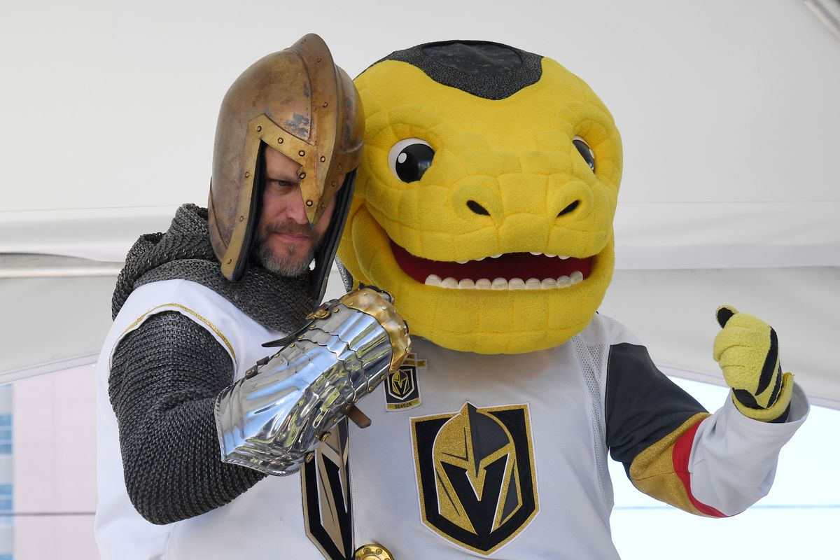 Vegas Golden Knights Host Official Road Game Watch Party