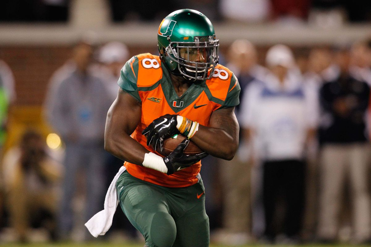 Duke Johnson and the Canes take on South Carolina in the Duck Commander Independence bowl on Saturday