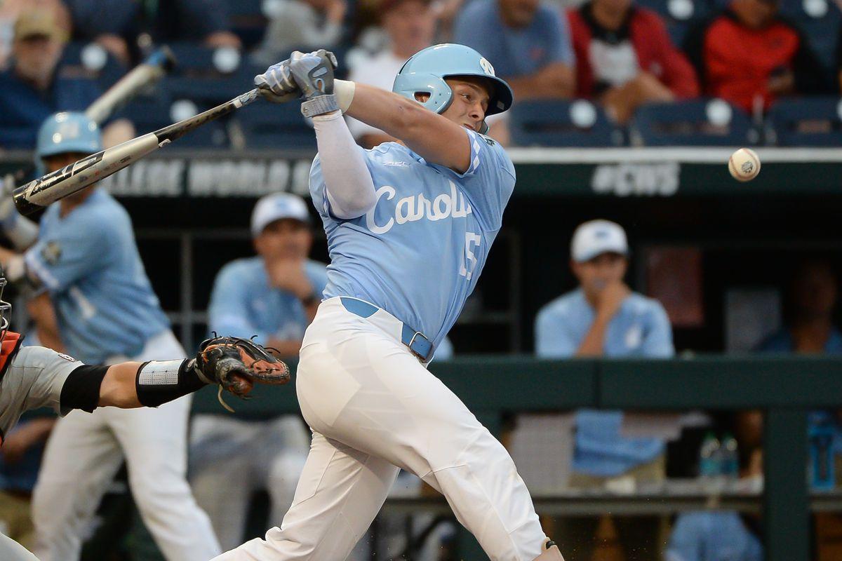 NCAA Baseball: College World Series-North Carolina vs Oregon State