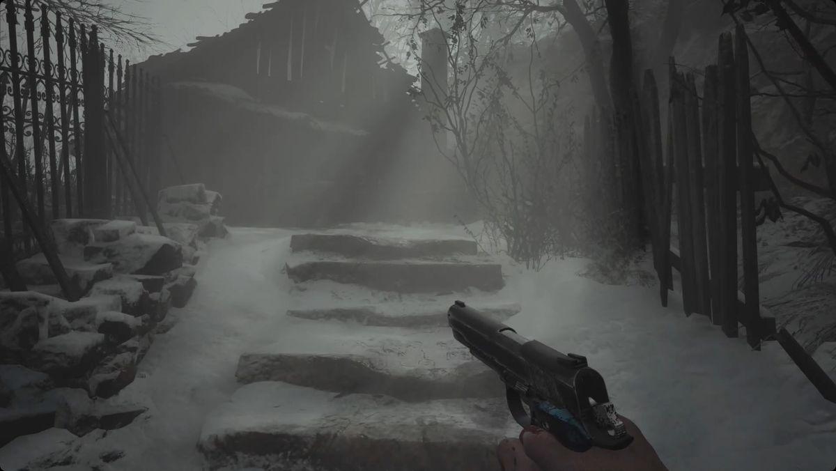Resident Evil Village walkthrough part 9: House Beneviento