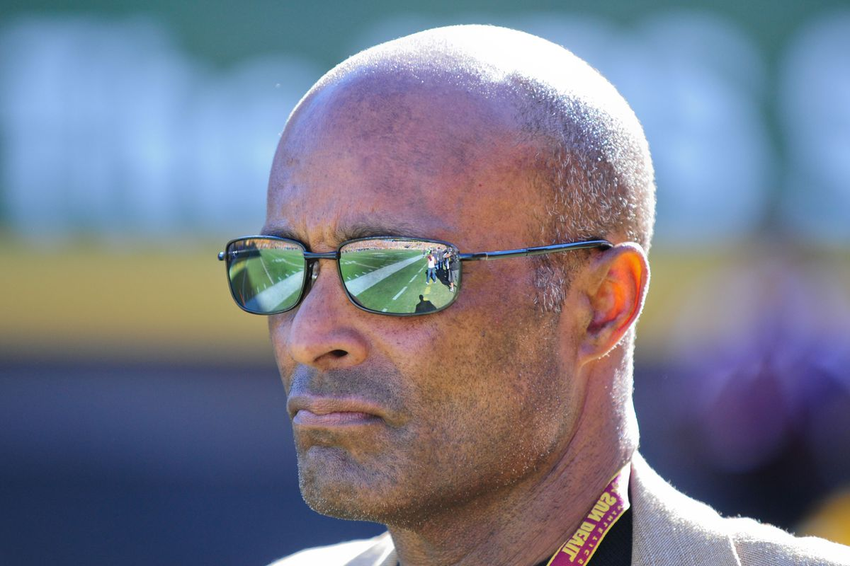 7cb0c32afb7 ASU Athletics  Examining Ray Anderson s first year as athletic director. New  ...