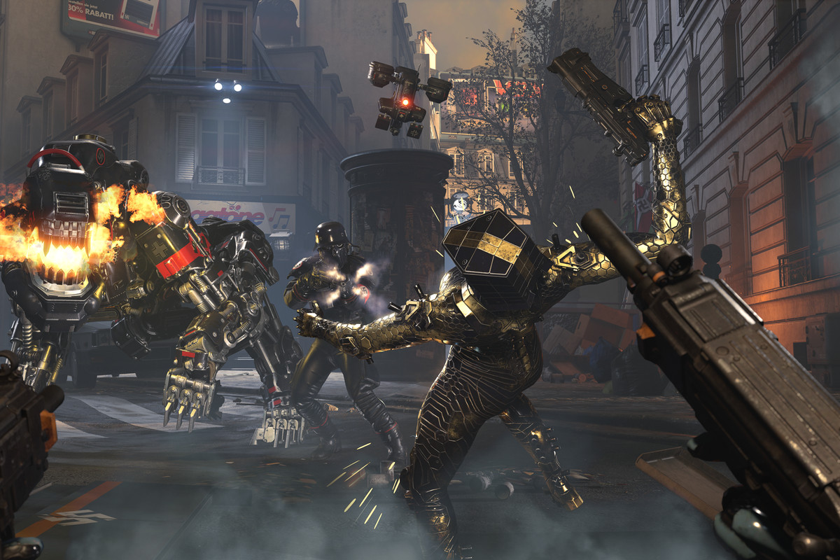 Does Wolfenstein: Youngblood h...