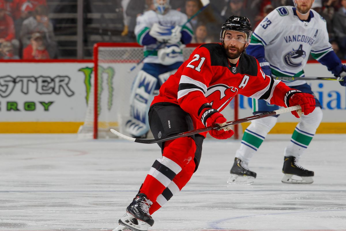 5387ec9c9 Kyle Palmieri Deserves Votes for Last Man In - All About The Jersey