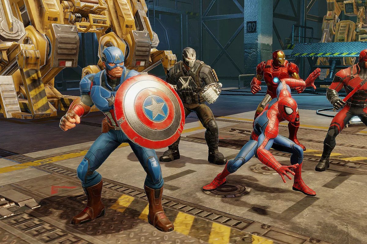 Marvel Strike Force's latest update is pay-to-win mobile