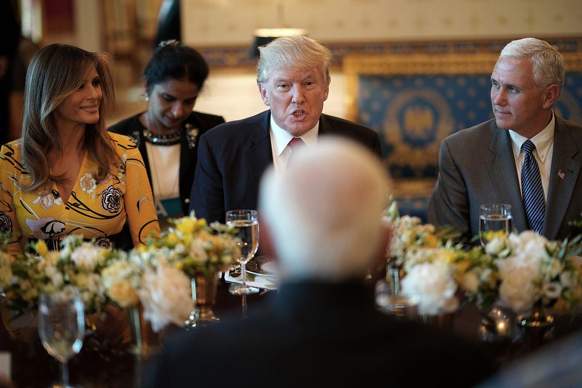 President Trump Hosts Indian Prime Minister Narendra Modi At The White House