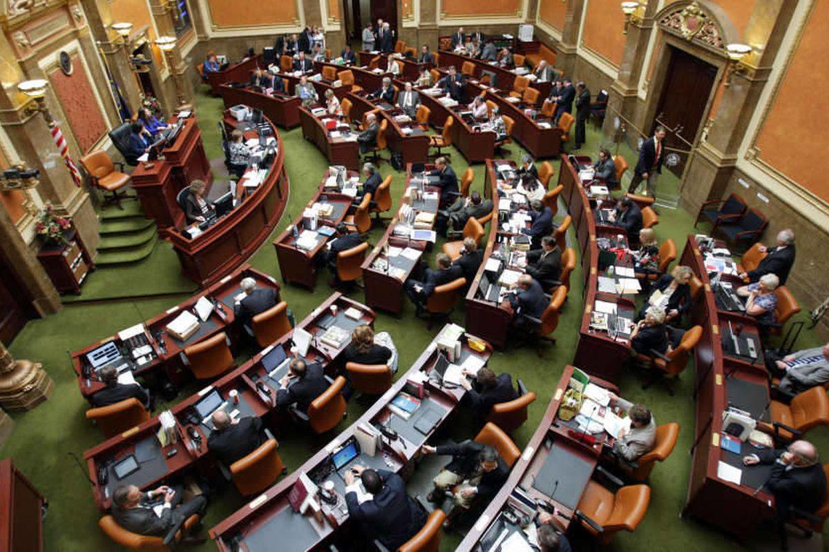 The Utah Legislature meets May 6, 2011.\r\n